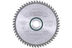 Lame de scie « multi cut - professional », 216x30, Z60 FZ/TZ, 5° nég. (628083000)