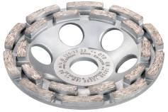 """Meule-boisseau diamantée béton """"classic"""" Ø 125 mm (628209000)"""