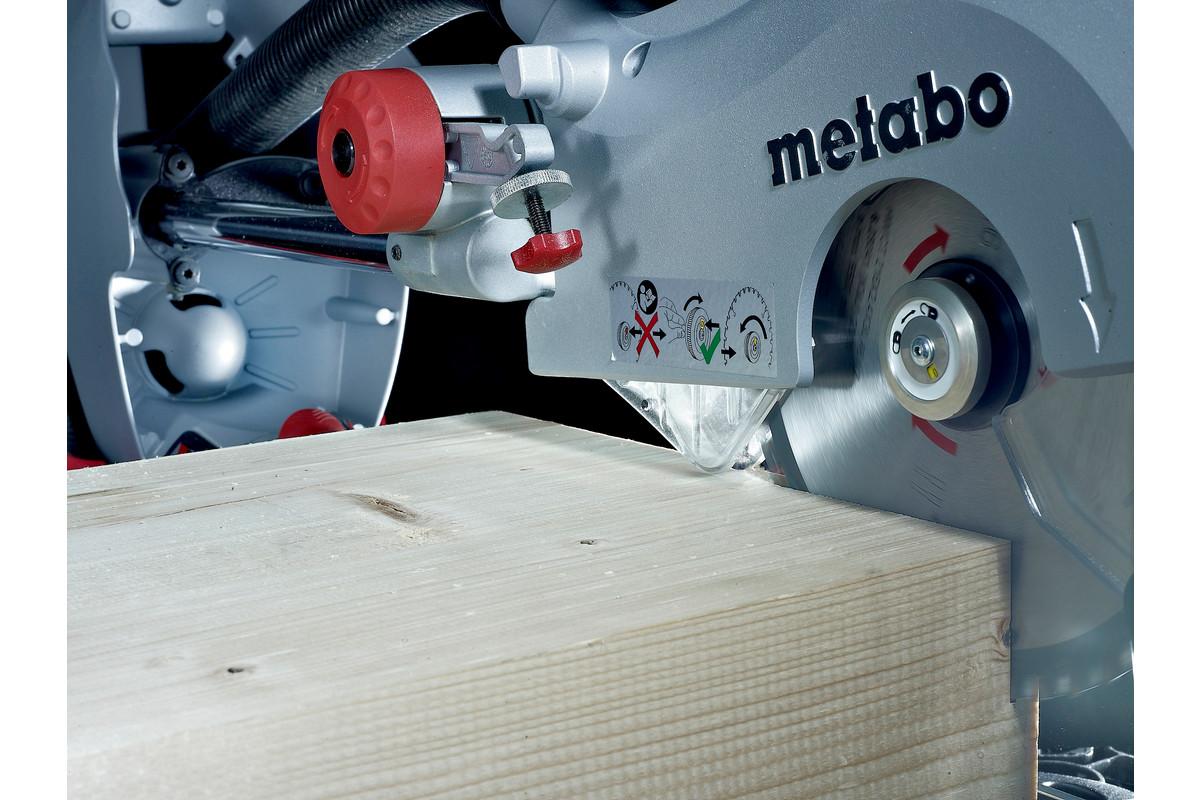 kgs 315 plus 0103150000 scie onglets outillage lectroportatif metabo. Black Bedroom Furniture Sets. Home Design Ideas