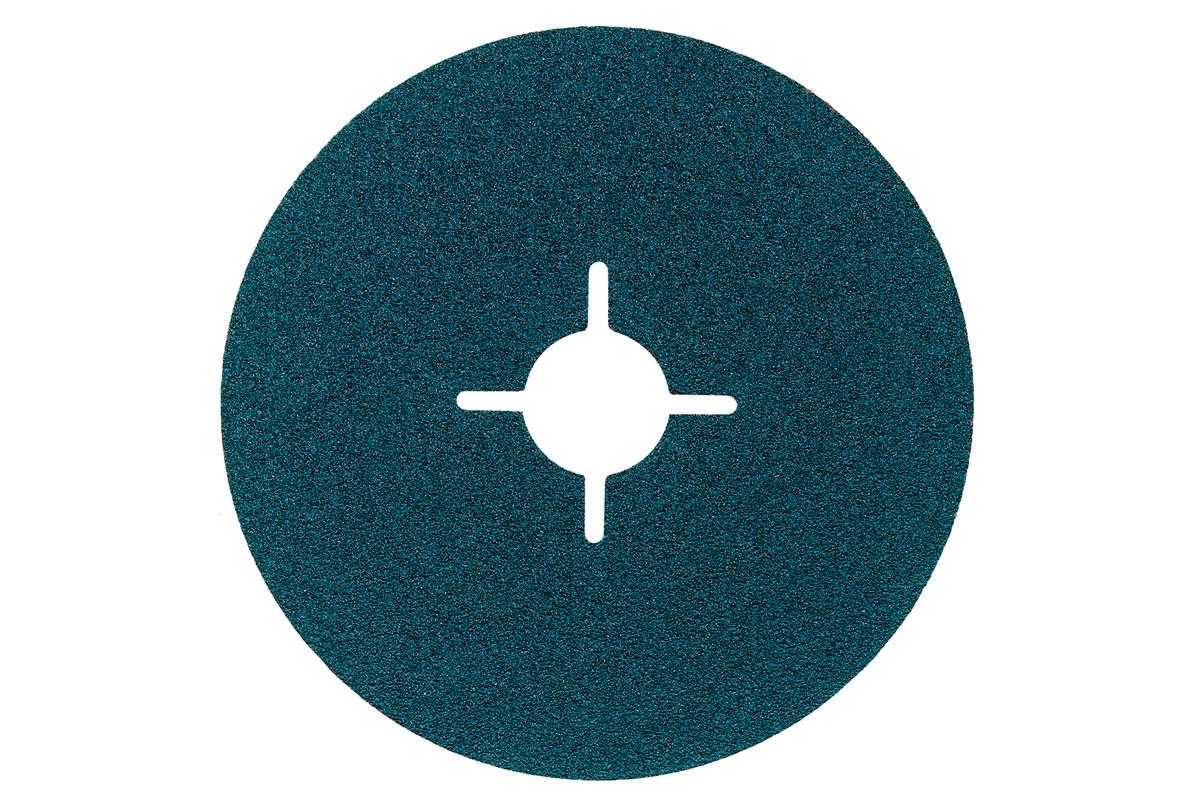 Rostszálas csiszolótárcsa 125 mm P 40, ZK (622982000)