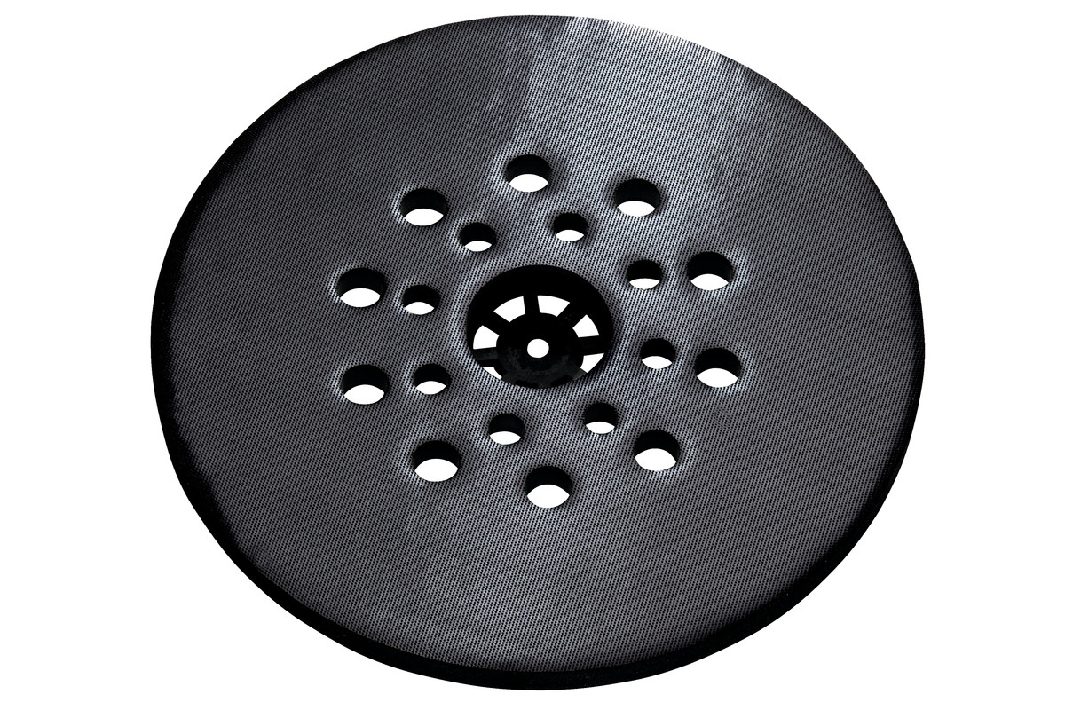 Csiszolótányér tépőzárral, 225 mm, nagyon puha, LSV (626662000)