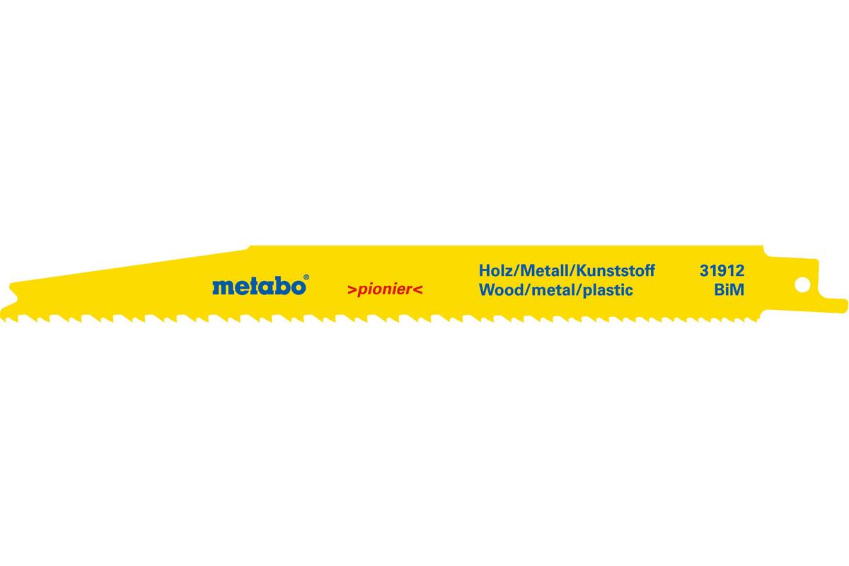2 db kardfűrészlap,H+M,flexible,200x1,25mm (631912000)