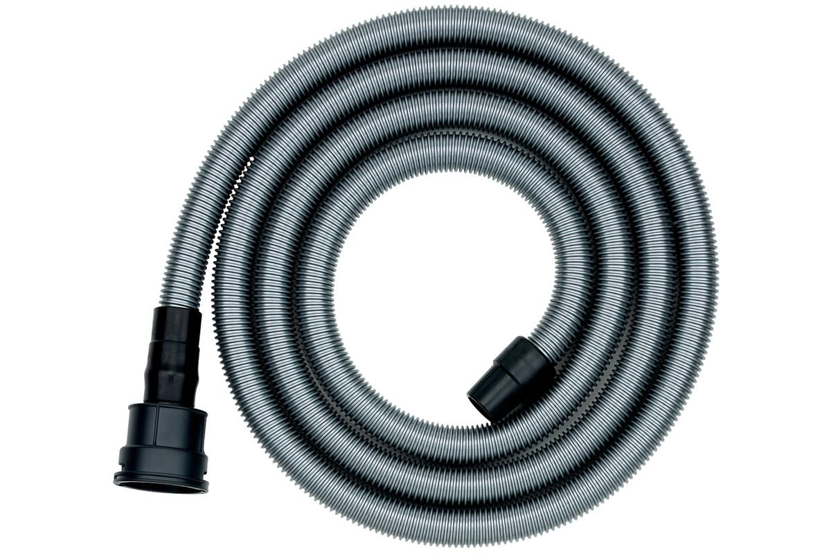 Elszívó tömlő, átmérő: 27mm, H: 3,5 m, csatl.: 58mm/baj.z. (631938000)