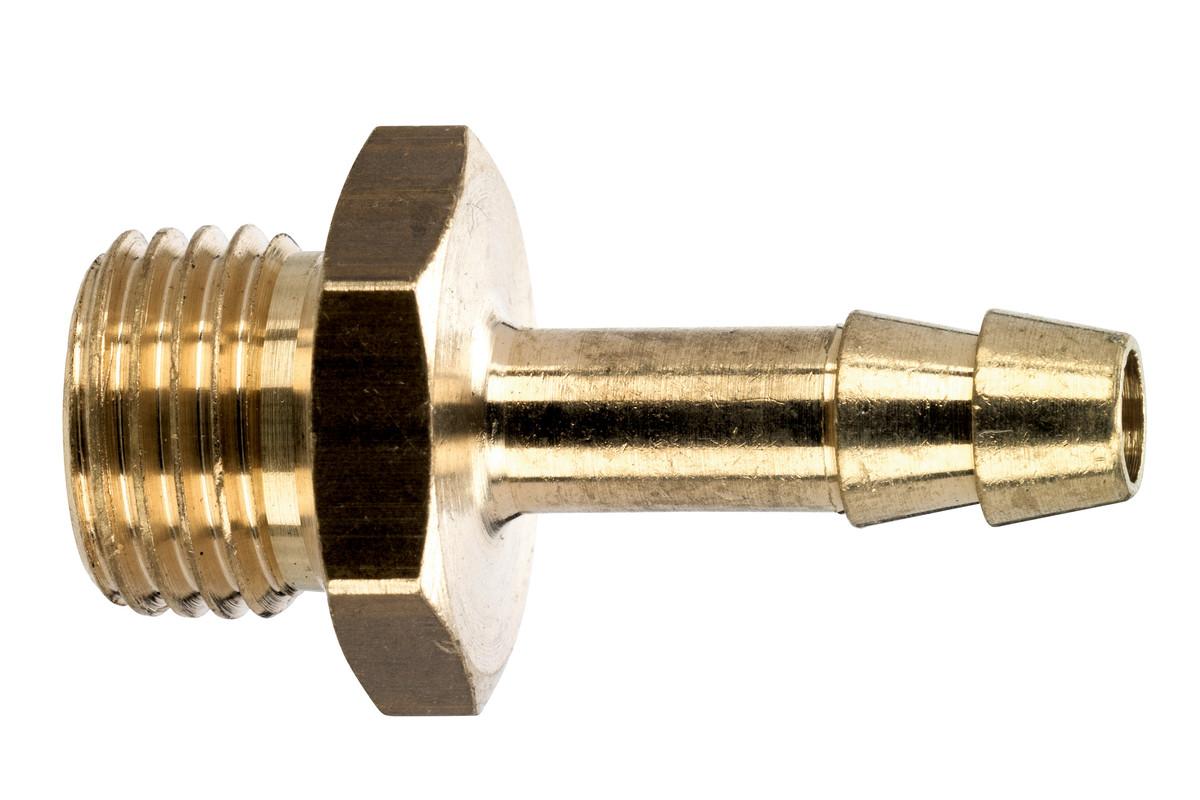 """Tömlőcsővég, 3/8"""" k.m. x 9 mm (0901026076)"""