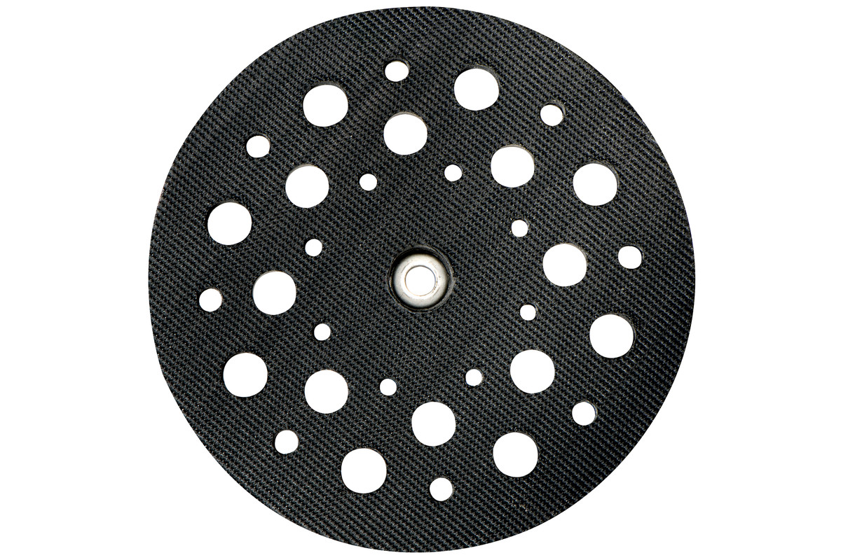 Támasztótányér, 125 mm, többszörös lyukasztással, SXE 3125 (624739000)