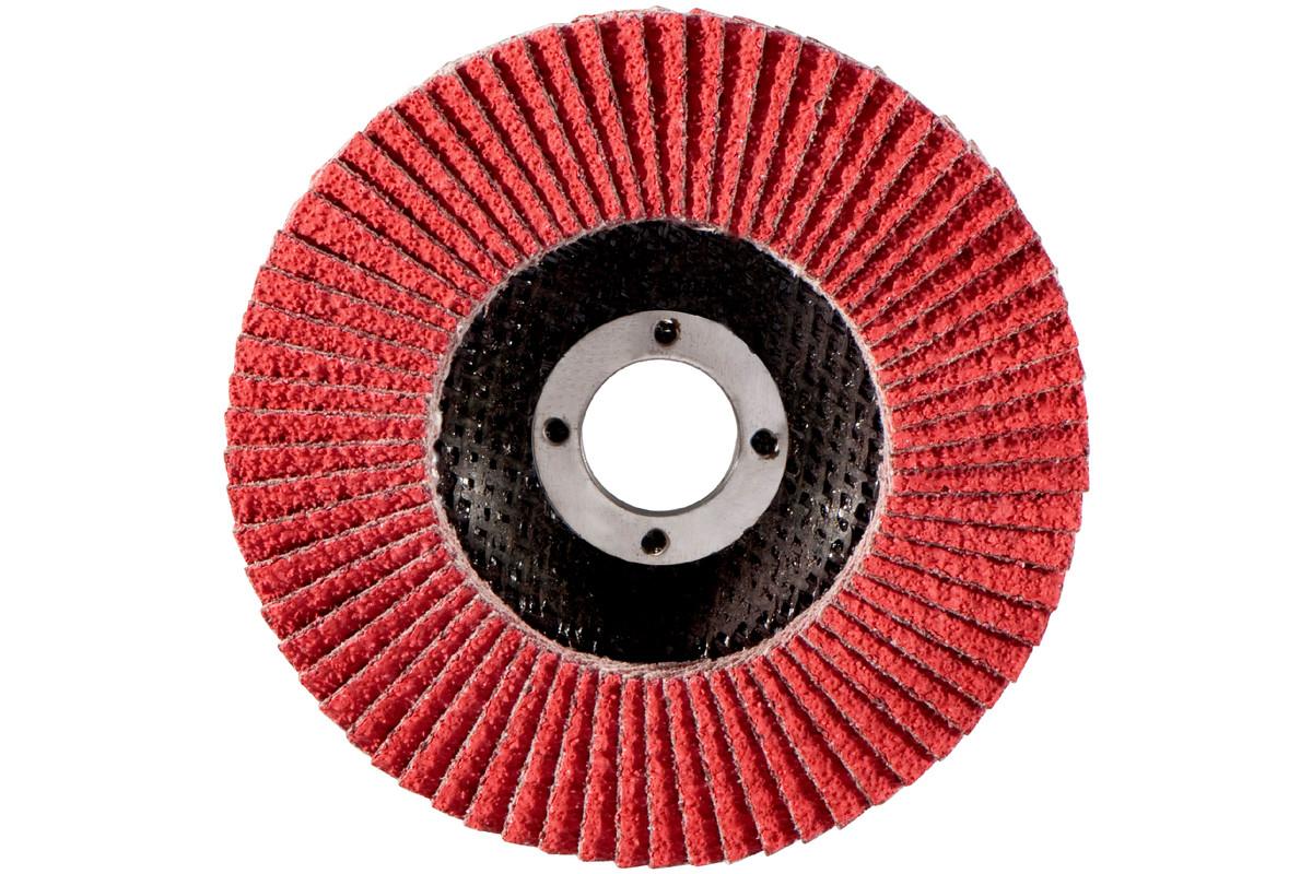Lamellás csiszolótányér, 125 mm P 80, FS-CER (626171000)