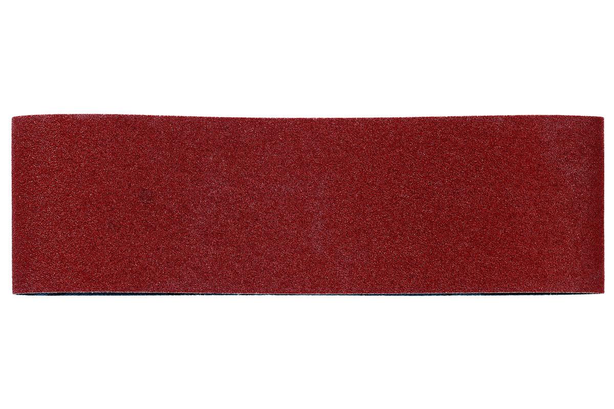 10 db csiszolószalag, 75x533 mm, P 100, fa+fém (625932000)