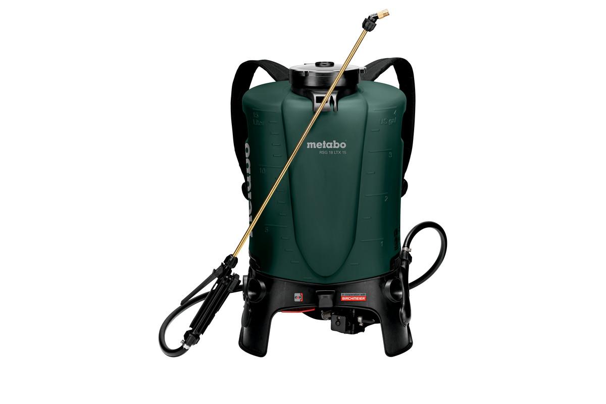 RSG 18 LTX 15 (602038850) Akkus háton viselhető permetező készülék