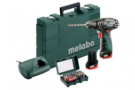 PowerMaxx SB Basic Set (600385900) Akkus ütvefúrógép