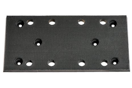 Tépőzáras csiszoló lap, 93x185 mm,SR (624738000)