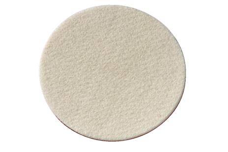 Tépőzáras polírozó filc, puha, 155x5 mm (624965000)