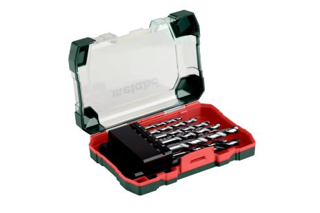 """Fúrókészlet görgős táskában """"SP"""", 13 részes (626728000)"""