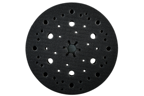 Csiszolótányér, 150 mm, többszörös lyukasztással, közepes, SXE 150 BL (630259000)