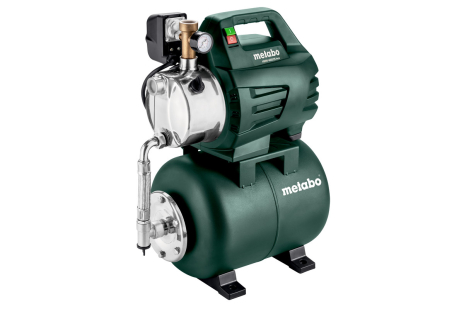 HWW 4000/25 Inox (600982000) Házi vízmű