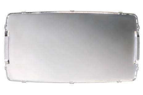 Védő üveg, matt, BSA (623569000)