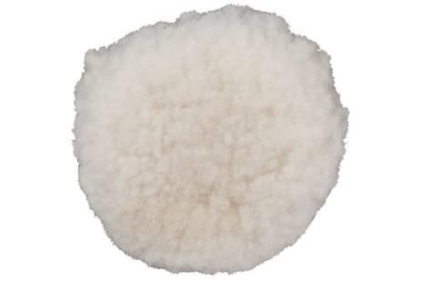 Tépőzáras bárányszőr fényező tárcsa, 85 mm (624063000)
