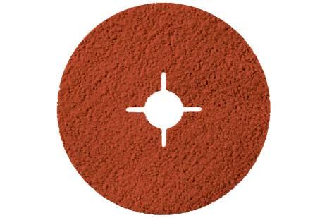 Rostszálas csiszolótárcsa 115 mm, P 36, CER (626151000)