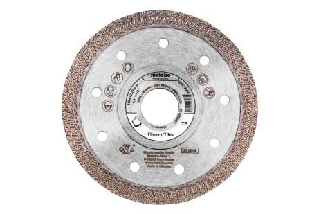 """Gyémánt darabolótárcsa 115x22,23mm, """"TP"""", Fliesen """"professional"""" (628578000)"""