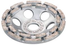 """Gyémánt csiszolófazék, beton """"classic"""" átmérő: 125 mm (628209000)"""