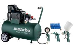 Basic 250-50 W OF Set (690988000) Basic kompresszor