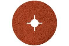 Rostszálas csiszolótárcsa 125 mm P 60, CER (626156000)
