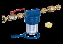 Kit di montaggio pompa