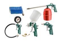 Set utensili ad aria compressa