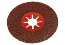 Dischi abrasivi semiflessibili