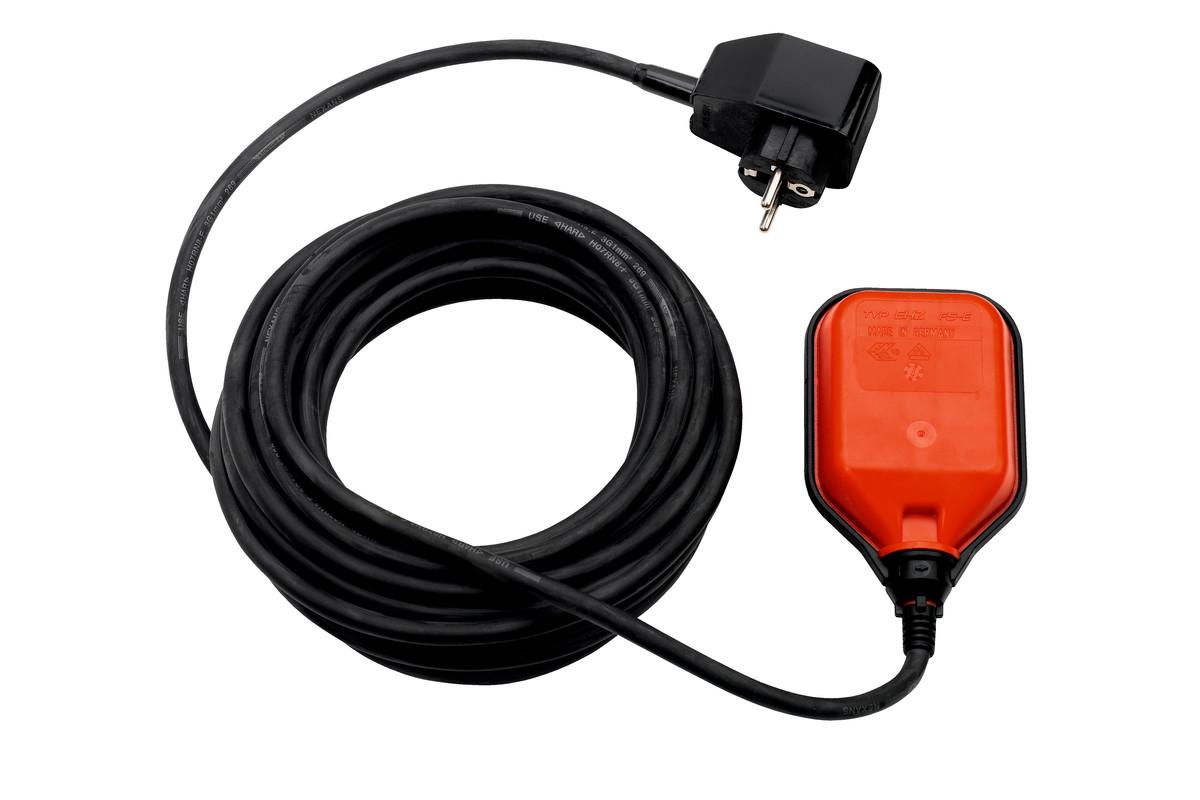 Interruttore d'arresto del dispositivo di sicurezza contro il funzionamento a secco da 10 m (0903028521)