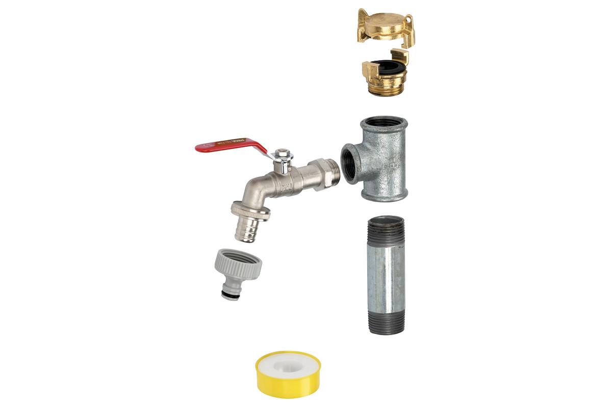 Kit di montaggio pompa MSD 200 - HWW/P (0903061251)