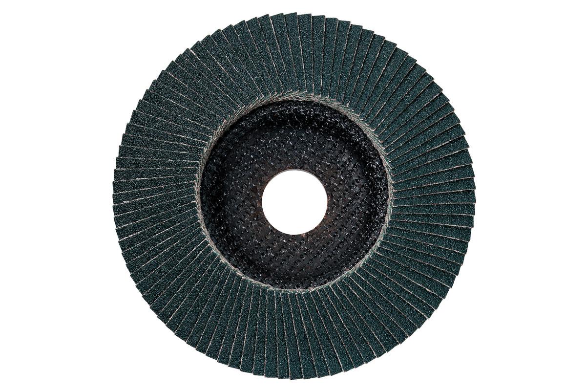 Disco abrasivo lamellare 115 mm P 80, F-CZ (624244000)