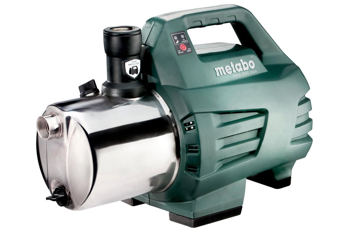 HWA 6000 Inox (600980000) Pompa automatica di rifornimento idrico domestico