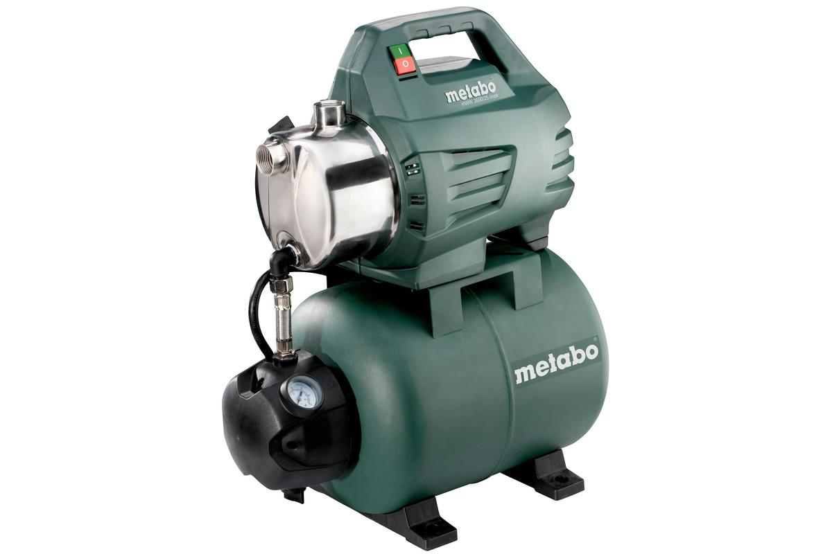 HWW 3500/25 Inox (600969000) Pompa di rifornimento idrico domestico