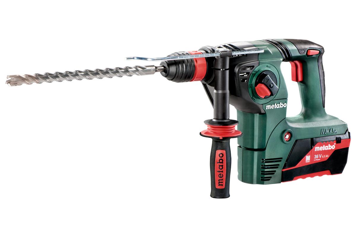 KHA 36 LTX (600795650) Martello perforatore a batteria