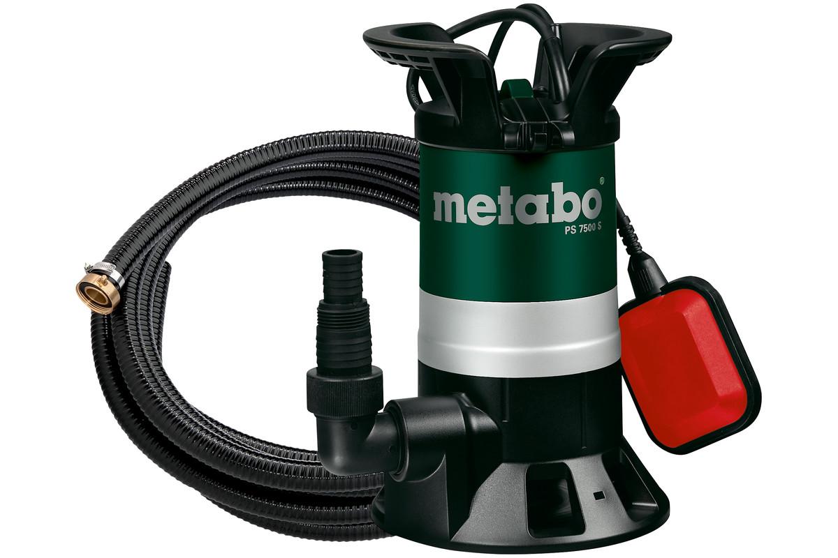 PS 7500 S Set (690864000) Pompa sommersa per acque nere