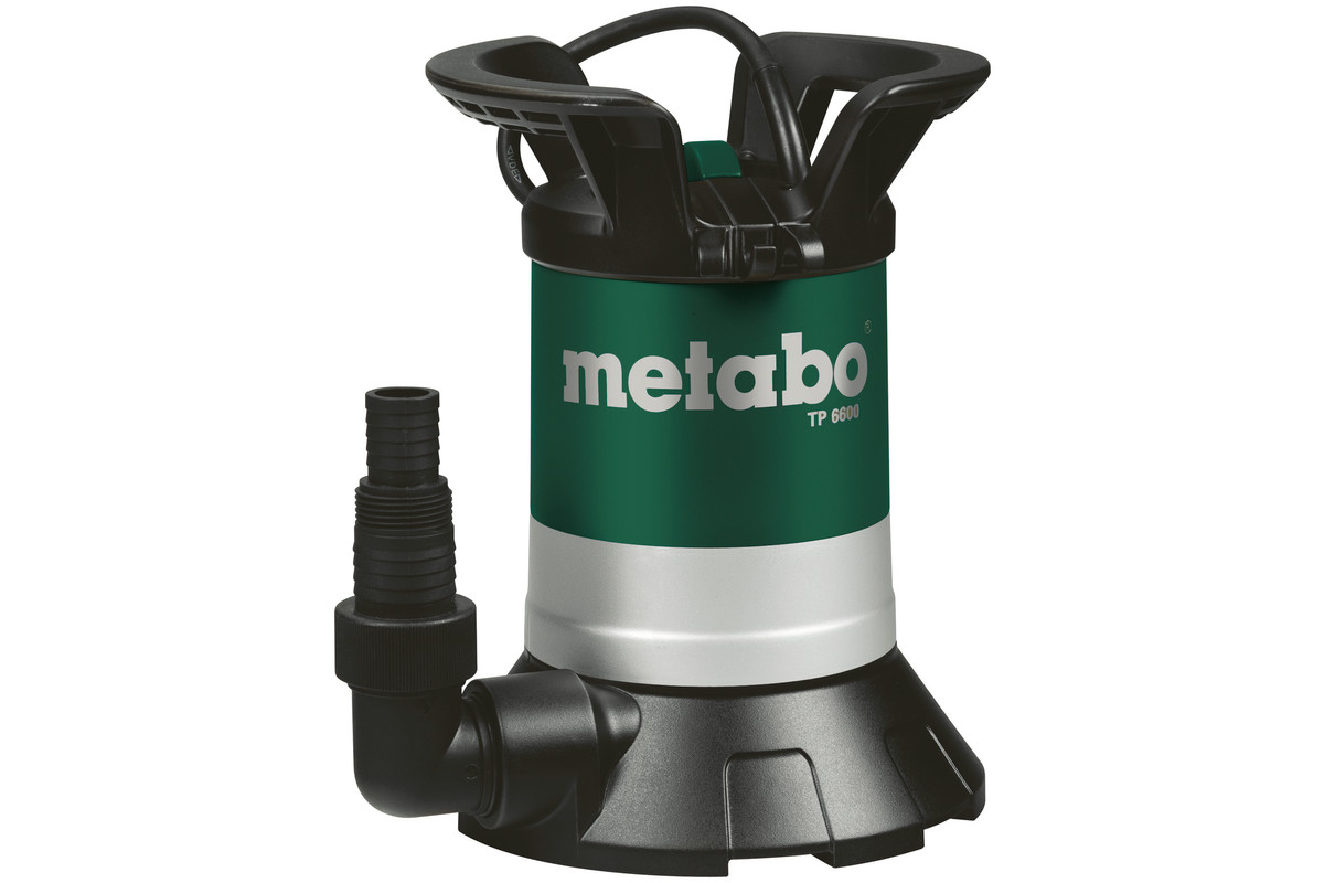 TP 6600 (0250660000) Pompa sommersa per acque chiare