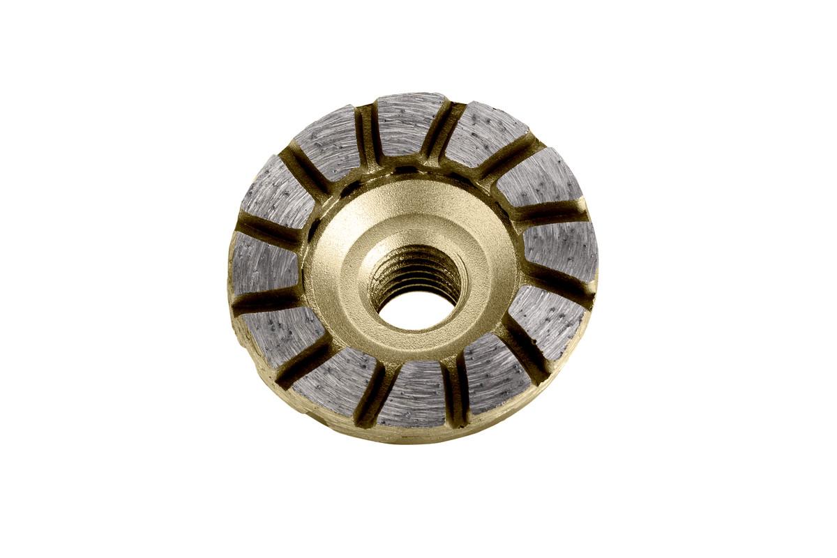 """Mola a tazza diamantata """"Dry"""" 50 mm / M14 (628328000)"""
