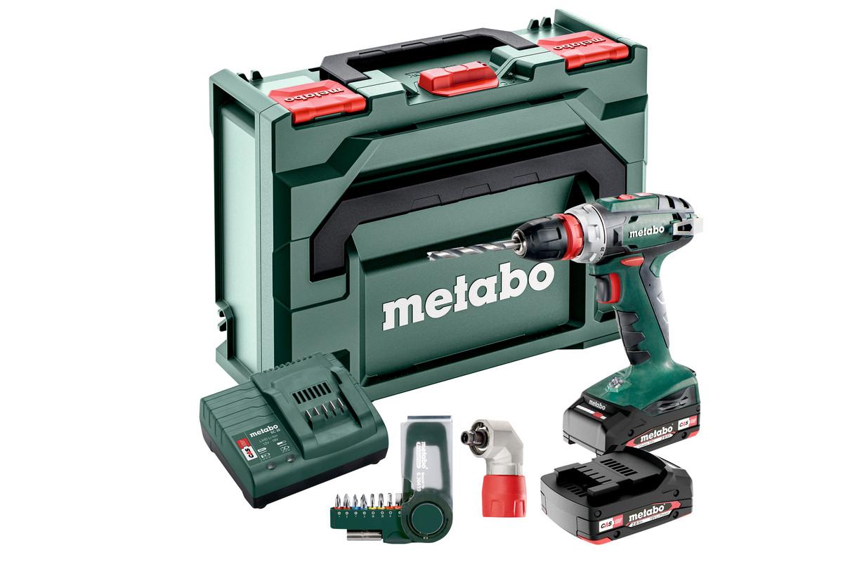 BS 18 Quick Set (602217870) Trapano-avvitatore a batteria