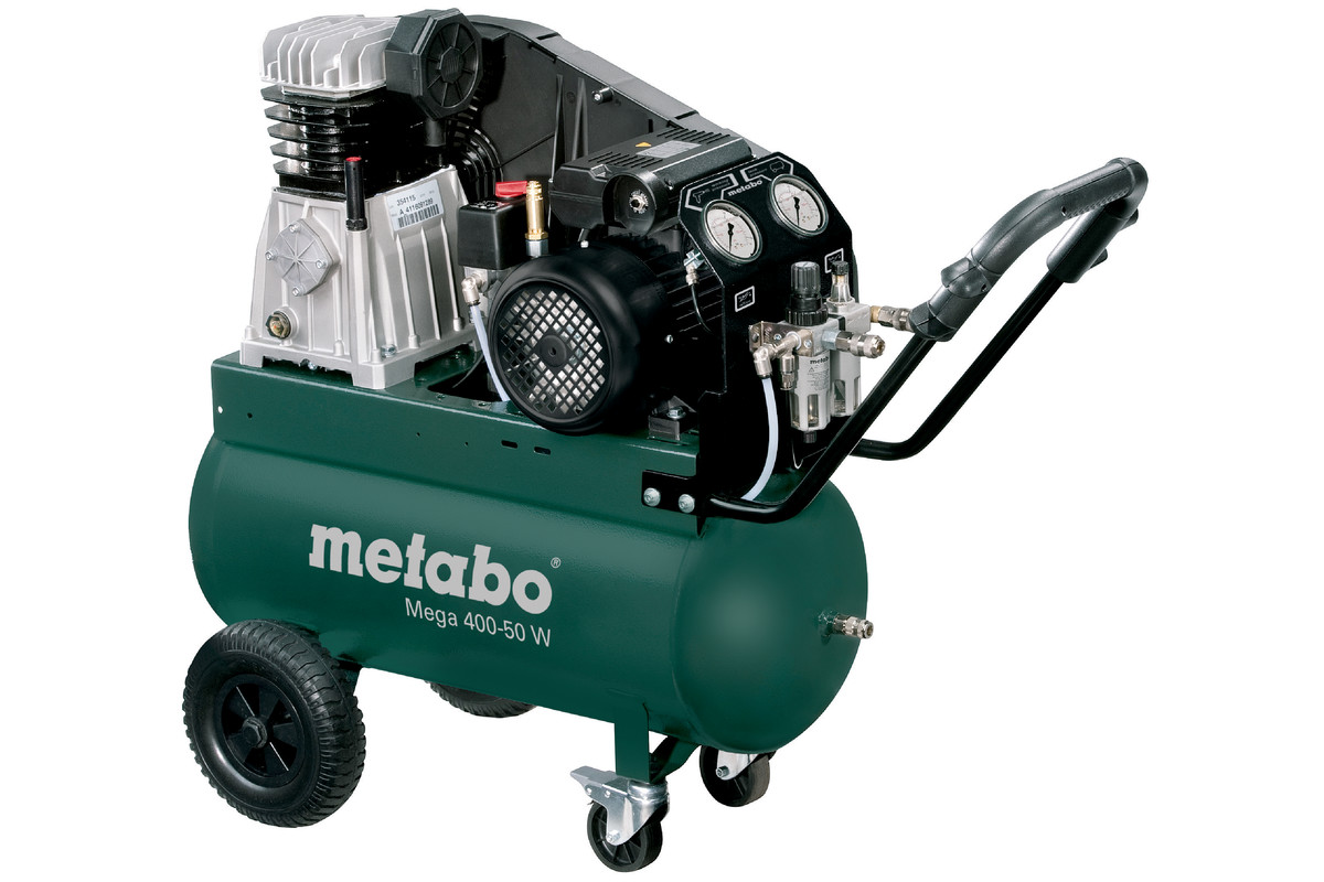 Mega 400-50 W (601536000) Compressore