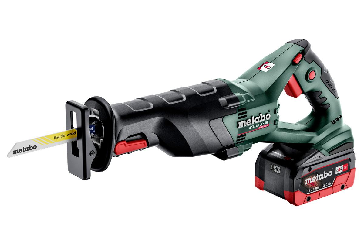 SSE 18 LTX BL (602267810) Sega diritta a batteria