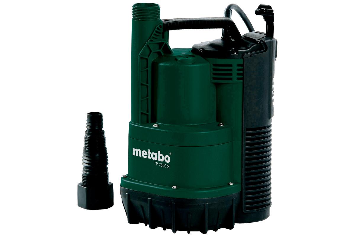 TP 7500 SI (0250750013) Pompa sommersa per acque chiare