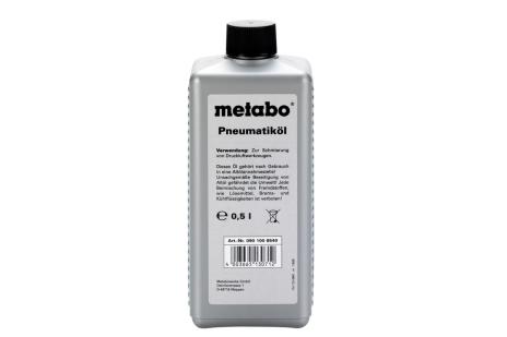 Olio speciale da 0,5 litri per utensili ad aria compressa (0901008540)