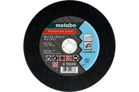 Flexiamant super, 350x3,0x25,4, inox, TF 41 (616343000)