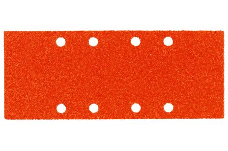 10 fogli abrasivi 93x230 mm P 120, legno, SR (624830000)