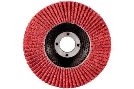 Disco abrasivo lamellare 125 mm P 80, FS-CER (626171000)