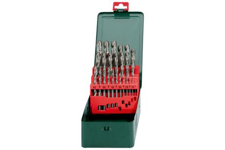 """Serie punte per metalli HSS-G, """"SP"""", 25 pezzi (627154000)"""