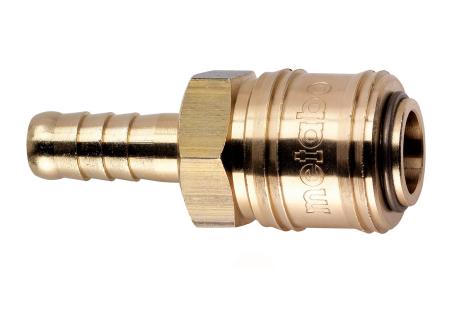 Giunto a raccordo rapido Euro 6 mm (0901025940)
