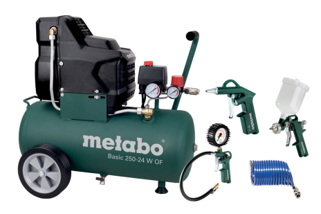 Basic 250-24 W OF Set (690865000) Compressore Basic