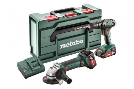 Combo Set 2.4.4 18 V  (685089000) Macchine a batteria nel kit