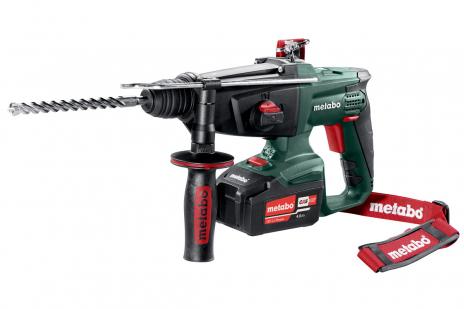 KHA 18 LTX  (600210500) Martello perforatore a batteria